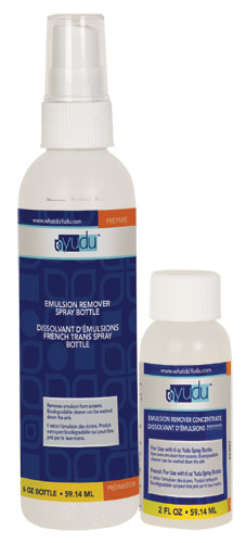 Emulsion Remover Concentrate with Sprayer
