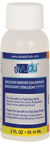 Emulsion Remover Concentrate Refill