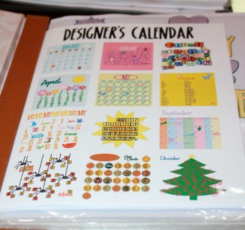 Calendar Cartridge