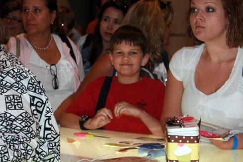 Andrew 11 - Summer CHA 2009 Orlando FL